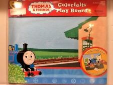 Colorfelts Play Board - Thomas & Friends - by Colorforms  -=NEW=-