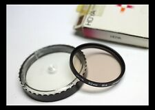 202308 HOYA 52MM 81A COLOR CORRECTION FILTER NEW OLD STOCK
