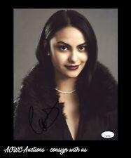 Autograph 8x10 - Camila Mendes - Riverdale - JSA Certified