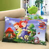 Disney Princess Two Pillow Case Standard Queen Size Pillow Covers Cushion Cover
