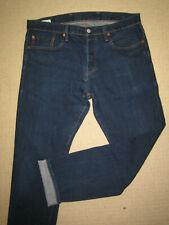 Gap stretch selvedge denim jeans, 1969 vintage range, great finish, 36W/32L.