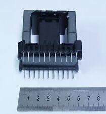 1set NEW EE55B 11+11pins Ferrite Cores bobbin,transformer core,inductor coil