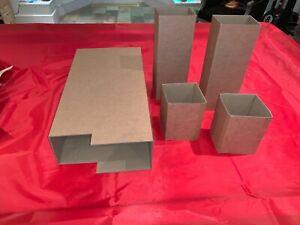 Atari 2600 Console Box Cardboard INSERTS - ONLY the Inserts - No Box - No Consol
