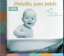 Melodias Para Bebes (CD 2) Diversion Del Bebe Instrumental Tunes Baby Relaxation