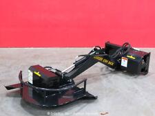 Landhonor Articulating Brush Cutter Hydraulic Skid Steer Attachment bidadoo -New