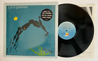 Steve Winwood - Arc Of A Diver - 1980 US 1st Press (NM-) In Shrink HYPE Sticker