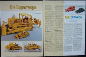 INTERNATIONAL RAUPE TD 25 in 1-87 von First Gear....ein Modellbericht   #2006m
