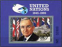 Marshall Islands 1995 SG#MS610 United Nations 50th Anniv MNH M/S #E10175