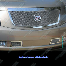 APS 2007-2013 Cadillac Escalade Bumper Stainless Steel Mesh Grille Insert