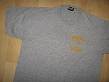 Hustler Bee Volleyball Tee - Vintage 1980's Melbourne Florida School T Shirt Lrg