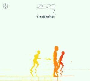 Zero 7 Simple things (2001) [CD]