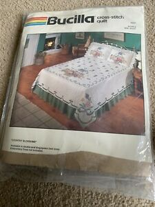 """quilt kit BUCILLA # 49937 Double 80x96"""""""