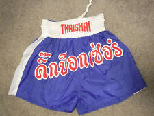 Jean Claude Van Damme Kickboxer Thaismai Muay Thai Shorts Trunks jcvd kickboxing