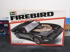 Revell 1980 Pontiac Firebird 80 model kit un built IMSA style custom 1:25