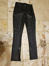 Bebe Leather Legging Black Size S
