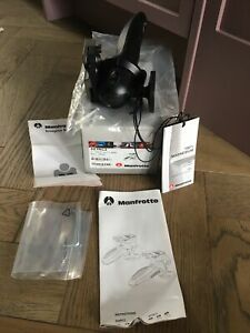Manfrotto 327RC2 Jr light Duty Grip Ball Head Brand New+tags *sold out online*