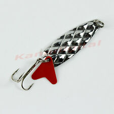 1pc Lifelike Sinking Lure Paillette Tackle Treble Fish Hook Bait For Fisher Hot