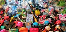 Huge McDonalds Happy Meal Toys Lot New in Packaging & Used Mix Burger King
