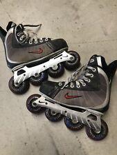 Nike Quest Gator size 3 EE/5 US hockey rollerblades