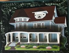GOODWILL HOUSE BRAMWELL WEST VIRGINIA SHELIA'S VST13 VICTORIAN SPRINGTIME SERIES