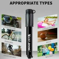 Mini Portable Bicycle Pump Portable MTB Tire Tricycle Toys Inflatable N8J8