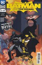 Batman and The Signal #2 (2017), METAL, Scott Snyder, Tony Patrick, DC