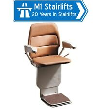 Stannah 400 *Straight Stairlift* 1 Year Warranty, No Deposit, Power Swivel, £549