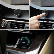 NFC Wireless Bluetooth Stereo Music 3.5mm Adapter Car Handsfree Mic Receiver