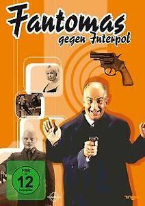 Fantomas gegen Interpol von André Hunebelle | DVD | Zustand gut