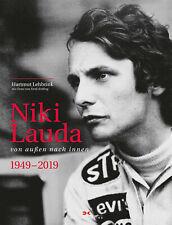 Niki Lauda von außen nach innen Biografie Rush Bilder Geschichte Bildband Buch