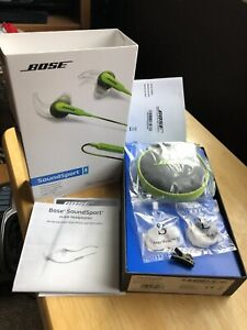 Bose Soundsport Replacment Tips & Case