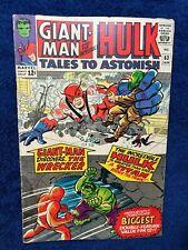 "Tales to Astonish #63 Hulk ""Titan Rides the Train"" Giant Man Wasp vs Wrecker"