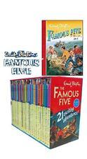 Enid Blyton Famous Five Box Set With Famous Five Annual 2015 Children Gift Set