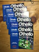 Othello Nintendo NES Instruction Manual Booklet Only