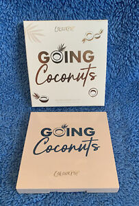 Colourpop Going Coconuts Eyeshadow Palette - Toasted Neutral Shades - MELB STOCK