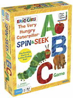 Briarpatch The Very Hungry Caterpillar  Spin & Seek Game FREE POSTAGE (NEW)