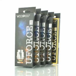 VooPoo Uforce U2/ U4/ U6/ U8/ N1/ N2/ N3 Coils Pack Of 5 TPD Compliant