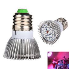 Full Spectrum E27 18W 18 Led Flower Plant Grow Light Garden Hydroponic Lamp Bulb
