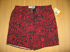 #6886 TIME TO SURF! NEW NWT KAHALA BOARD SHORTS MEN'S LARGE