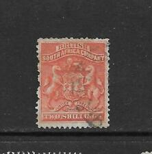 G/VG (Good/Very Good) Pre-Decimal Rhodesian Stamps (Pre-1965)