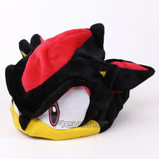 SONIC THE HEDGEHOG - SHADOW - GORRO / PLUSH HAT / PLUSH CAP 15cm