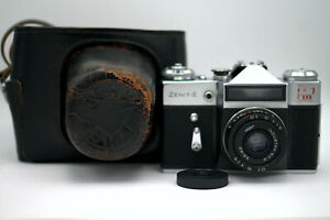 "Film camera Zenit-E ""XXV съезд КПСС 1976г."" #76014777 of the USSR"