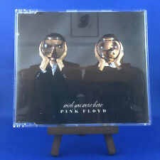 PINK FLOYD: Wish You Were Here, Rare European 3 track OUT OF PRINT CD Single