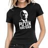 Putin Versteher Wladimir Politik Moskau Russland Russia Fun Damen Girlie T-Shirt