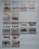 J624. TUVALU. Lot TIMBRES NEUFS** 3 photos