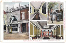 Postcard Keith's Theatre in Portland, Maine~105264