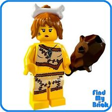 Lego Minifigure 8805 Series 5 - Cave Woman NEW