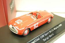 1/43ème STANGUELLINI 1100 SPORT MILLE MIGLIA 1948 N° 82 TERIGI / BERTI - STARLIN