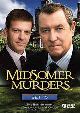MIDSOMER MURDERS - THE COMPLETE SET 15 - VERY GOOD