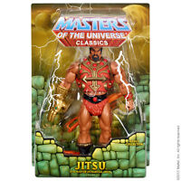 Jitsu 2013 Moc Masters Of The Universo Classics He-Man Motu Nuovo & Originale